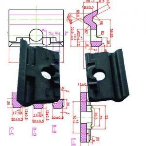 Rail Insulator/Guide Plate