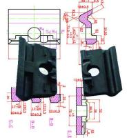 Quality Rail Insulator/Guide Plate for sale