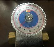 China Auto gas shut off timer valve for BBQ grill,gas stove gas cylinder,gas burner wholesale