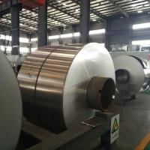 China Industrial Foil Rolls Aluminum Foil for Radiator Condenser Evaporator wholesale