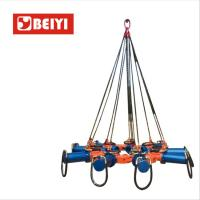 China Beiyi Bymk180s Hydraulic Concrete Round Pile Cutter Circular Round Pile Cutte wholesale