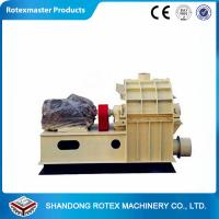 China Gold Wood Sawdust Hammer Mill Grinder With Cyclone , Small Grinding Mill wholesale