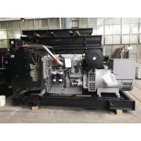 China 100KW 125Kva Open Diesel Generator With Cummins Engine Closed Cycle Water Cooled System wholesale