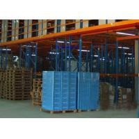 Wholesale Multi level industrial mezzanine systems , Rack Supported storage mezzanine platforms from china suppliers