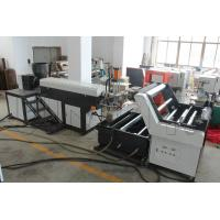 China Easy Operation Plastic Rope Making Machine For Polypropylene Twine wholesale