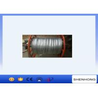 China 26MM Anti Twisting Braided Wire Rope For Overhead Line Transmission wholesale