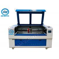 China Mixed Co2 Laser Cutter And Engraver Easy Operate With Double Laser Heads wholesale