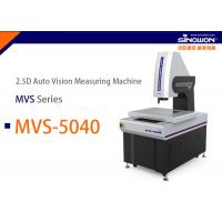 Buy cheap Easy operation , 2.5D Auto Vision Measuring Machine MVS Series , MVS-5040 from wholesalers