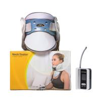 China Air Inflatable Cervical Neck Stretcher , Neck Fixation Cervical Traction Brace wholesale