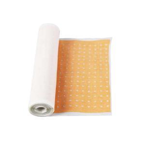 China 18cmx5m Zinc oxide adhesive perforated plaster wholesale