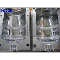 China 1 Cavity PET 5 Gallon Water Bottle Blow Mold For Special Requirement wholesale