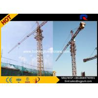 China Building Electric Crane Tower , Large Cranes Construction 29M Freestanding Height wholesale