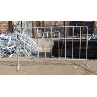 Wholesale Albury crowd control barriers rental Removable Sport Traffic Pedestrian safety Crowd Control Barrier from china suppliers