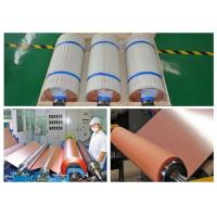 China 3 / 4 OZ ED Copper Foil Flexible Copper Clad Laminate Good Folding Endurance wholesale