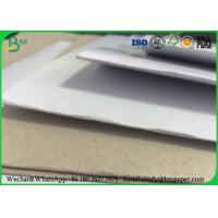"""China Recycled Pulp C1S Coated Duplex Board Grey Back 23"""" * 36"""" For Clothing Tag wholesale"""