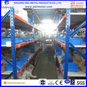 World Manufacturer steel long span shelf standard orange green color