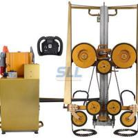 China Qurry Stone Cutting Granite Wire Saw Cutting Machine With Better Force Bearing Capacity wholesale