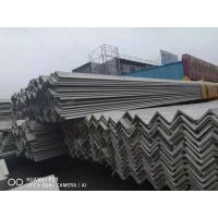 China Hot Rolled ASTM GB Stainless Steel Angle Bar 304 316L 3# - 20# 6 Meters Length wholesale