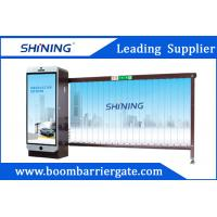 China Customized Color Electric Advertising Barriers Security With Push Button wholesale
