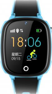 China Dual Positioning ROHS Kids Touch Screen Smartwatch wholesale