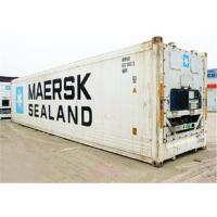 China 40 20 Foot Refrigerated Container For Long Distance Transport wholesale