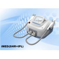 China Double Handles Portable ND Yag Laser IPL Hair Removal Machine for Body Beauty wholesale