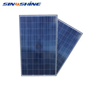 China Pingdingshan 10w 24v 250w 260w 275w 300w 320w 350w solar panel poly module wholesale