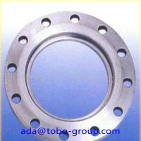 China Stainless Steel Forgings Flanges And Fittings Spectacle Blind Flange For Petroleum on sale