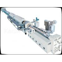 Quality Large Capacity Hdpe Pipe Extrusion Line Plastic Pipe Making Machine for sale