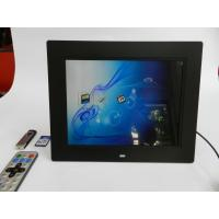 9.7 Inch FHD 1080P MP3 / JPG LCD Digital Photo Frame With Multi - Languages