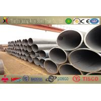 China Round Straight Welded Carbon Steel Pipe / LSAW Welded Pipe API 5LX42 wholesale