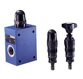 China Rexroth Type DBDA Pressure Relief Valves wholesale