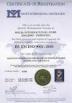 Yixing City HHuafen Plastic Co., Ltd. Certifications