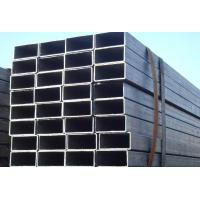 China Seamless Carbon Steel Rectangular Steel Pipe For Ship Building Material wholesale