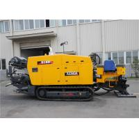 China 32 Ton Back Reamer Force HDD Trenchless Drilling / Horizontal Directional Driller wholesale