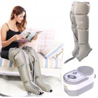 China Air Compression Foot And Leg Massager Low Noise Small Vibration Structural Fastening wholesale