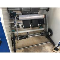 Quality PLC Slitting Rewinding Machine Slitter And Rewinder MachinewithRewind Type: Full Automatic for Cling Film for sale