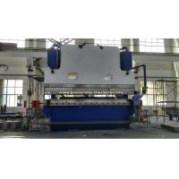 China 450 Mpa CNC Hydraulic Press Brake Machine With Tooling ISO 9001 Certification wholesale