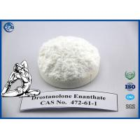 China White Raw Powder Steroids Hormone 472 61 1 Drostanolone Enanthate wholesale