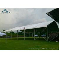 China 200 Person Aluminium Frame Tents  For Outdoor  Events With Flame Retardant wholesale