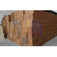 China High Temperature Kiln Refractory Bricks , Magnesia Spinel Bricks For Lime Kiln Project wholesale