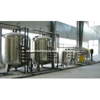 Buy cheap Pure Water Mineral Water Purification Treatment from wholesalers