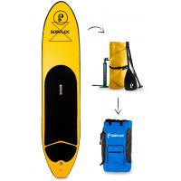 China Drop Stitch PVC Material SUP Inflatable Paddle Boards 3pcs Paddle Included wholesale