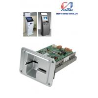 China Automatically IC RS232 Dip Card Reader / ID Terminals Manual Card Reader DC 5Volt wholesale