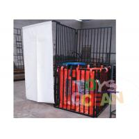 China Amusement Creative Interactive Games Water Sports Dunk Tank With Water Bag wholesale