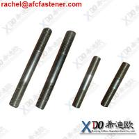 China stud bolt & nuts Inconel625 wholesale