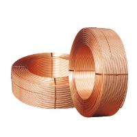 China Copper coil tube - ACR Level Wound Coil(LWC) Tube wholesale