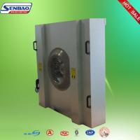 China Ceiling High Efficiency FFU Fan Filter Units For Clean Room HVAC System wholesale