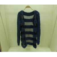 Buy cheap Fashion Multicolor Womens Striped Cardigan Sweaters with Buttons Up , Cardigan from wholesalers