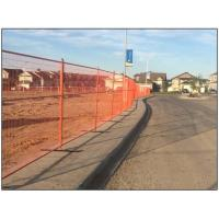 Buy cheap Canada hot construction event residential safety temporary fence for sale from wholesalers